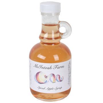 McIntosh Farm Apple Products Spiced Apple Syrup, 8.5 oz.