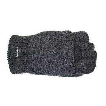 Sterling Glove Mens Flip Top Ragg Wool Mitt
