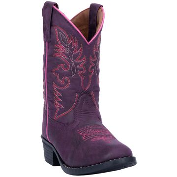 Dan Post Girls Laredo Jam Western Leather Boot