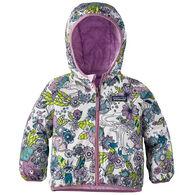Patagonia Infant/Toddler Reversible Puff-Ball Jacket