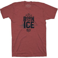 Ski The East Men's Born From Ice Short-Sleeve T-Shirt