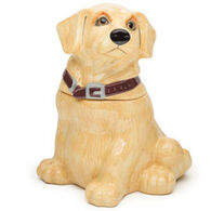 Big Sky Carvers Yellow Lab Cookie Jar