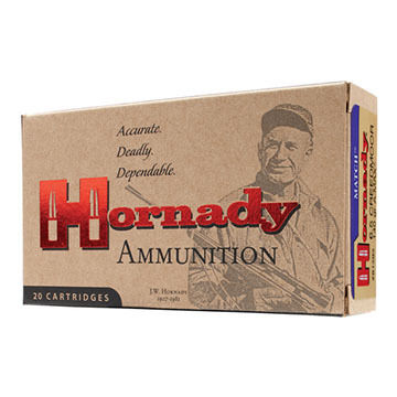 Hornady Match 308 Winchester 168 Grain BTHP Rifle Ammo (20)