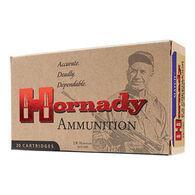 Hornady Match 50 BMG 750 Grain A-Max Rifle Ammo (10)