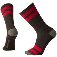 Smartwool Men's Striped Hike Medium Crew Sock