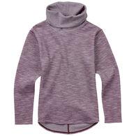 Burton Girl's Lil Ellmore Pullover Long-Sleeve Shirt