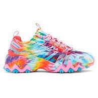 FILA Women's Oakmont TR Tie Dye Athletic Shoe