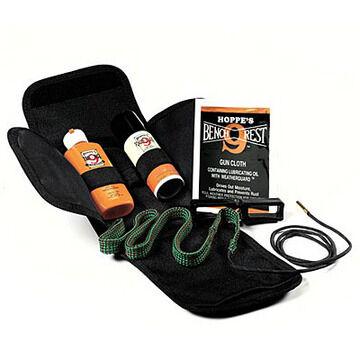 Hoppe's No. 9 BoreSnake Soft-Sided Quick Cleaning Rifle  Kit