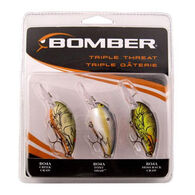 Bomber Triple Threat Lure Set