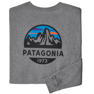 Patagonia Men's Fitz Roy Scope Responsibili-Tee Long-Sleeve T-Shirt