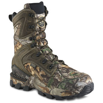 Irish Setter Men's Deer Tracker Waterproof Insulated Hunting Boot, 400g