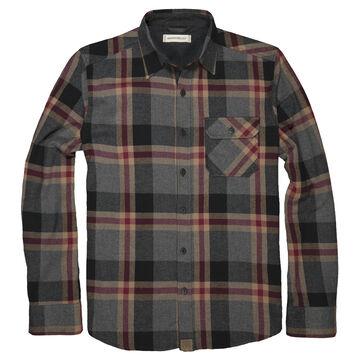 Dakota Grizzly Mens Brock Flannel Long-Sleeve Shirt
