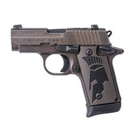 """SIG Sauer P238 Spartan II 380 Auto 2.7"""" 7-Round Pistol"""