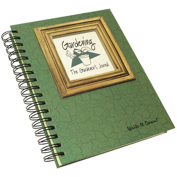 Journals Unlimited Write It Down! The Gardeners Journal