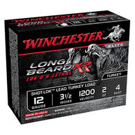 "Winchester Long Beard XR 12 GA 3-1/2"" 2 oz. #4 Shotshell Ammo (10)"