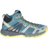 Merrell Women's MQM Ace Mid Waterproof Hiking Boot