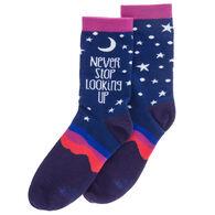 Karma Women's Cosmos Crew Sock