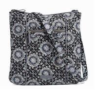 Vera Bradley Signature Cotton Iconic Hipster Crossbody Bag