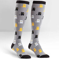Sock It To Me Women's Winking Cat Sock