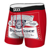 SAXX Men's Budweiser Mega Label Volt Boxer Brief