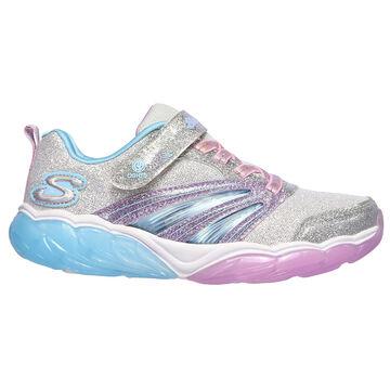 Skechers Girls S Lights: Fusion Flash Athletic Shoe
