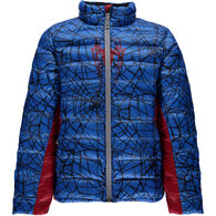 Spyder Boys' Marvel Prymo Synthetic Down Jacket