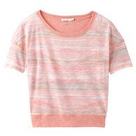 prAna Women's Lurie Short-Sleeve Top
