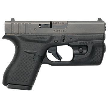 LaserMax CF-G42-LC Glock 42 / 43 380 Auto CenterFire WeaponLight w/ Holster