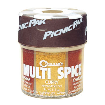 Coghlans Multi-Spice Picnic Pack