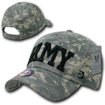 Rapid Dominance Mens ACU Digital Cap - Army