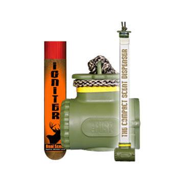 Buck Bomb Detonator Scent Dispenser