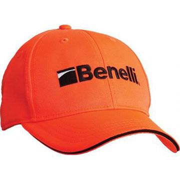 Benelli Mens Blaze Orange Hat