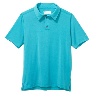 Marmot Mens Wallace Polo Short-Sleeve Shirt
