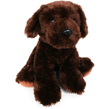 Aurora Chocolate Lab 14 Plush Stuffed Animal