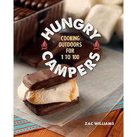 Hungry Campers: Cooking Outdoors for 1 to 100 by Zac Williams