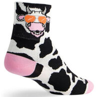 SockGuy Men's Udder Bicycling Sock