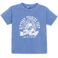 Lakeshirts Boys' & Girls' KTP Custom Short-Sleeve T-Shirt