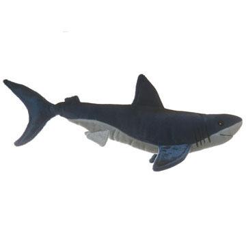 """Cabin Critters 17"""" Plush Mako Shark"""