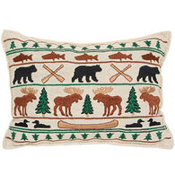 """Paine Products 5"""" x 7"""" Wildlife Balsam Pillow"""