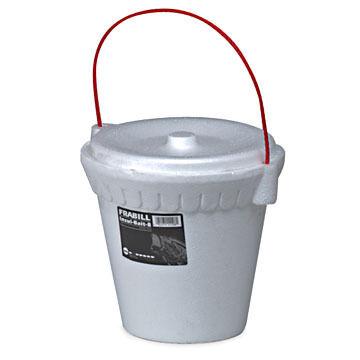 Frabill Foam Bucket