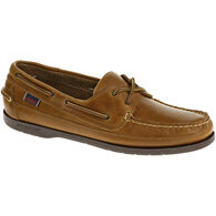 Sebago Men's Schooner Leather Boat Shoe