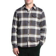 The North Face Men's Campshire Sherpa-Lined Long-Sleeve Shirt