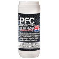 PFC Original Unscented Protectant Lubricant Gun Wipes