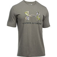 Under Armour Men's UA Camo Fill Logo Short-Sleeve T-Shirt