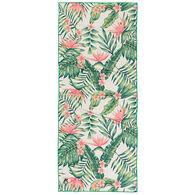 Nomadix Palms Pink Go-Anywhere Multi-Purpose Towel