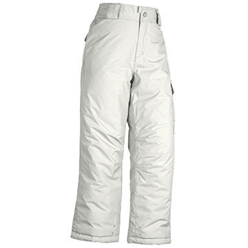 White Sierra Girls Cruiser Insulated Pant