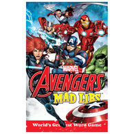 Marvel's Avengers Mad Libs by Paul Kupperberg