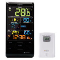 Oregon Scientific Color LCD Advanced Wireless Weather Station