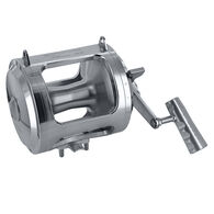 Alutecnos Albacore 130 2S Two Speed Saltwater Reel