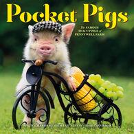Pocket Pigs 2020 Wall Calendar by Richard Austin